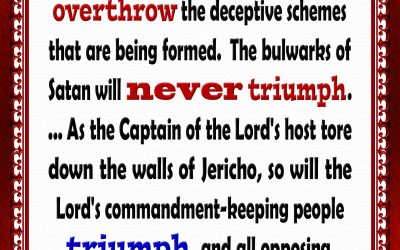 Yah's People Will Triumph and Their Opposition Defeated