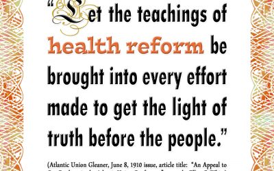 Teach Health Reform Along With the Light