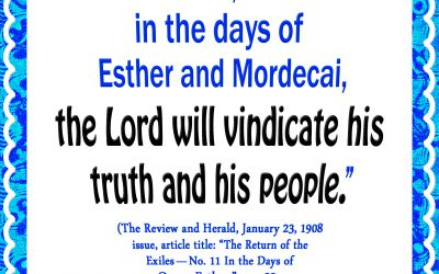 Yah Will Vindicate His Truth and His People