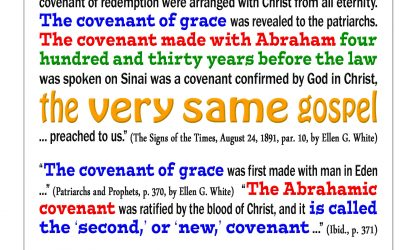 Yah's Covenant With Abraham and at Sinai is His New Covenant, Same Gospel and Conditions